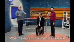 آهنگ شاد ابراهیم مرادی در پخش زنده شبکه استانی کرمانشاه