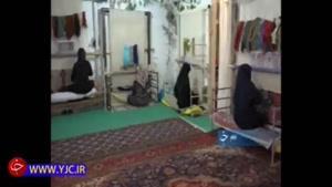 وقتی رنگ حمایت در نقش و نگار گلیم ایرانی کم فروغ می شود