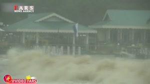 طوفان و سیل شدید در نیکاراگوئه