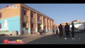 ماجرای آتش زدن مدرسه دخترانه در ارومیه