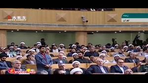 روحانی: دولت یازدهم ظلم را از سر ملت ایران برداشت/ همیشه دنبال منافع کشور هستیم