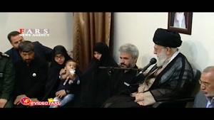 رهبر انقلاب: شهید حججی نماینده و سخنگوی همه شهدای مظلوم است