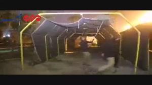 آمادهسازی موکب حضرت ابوالفضل(ع) لرستان در نجف اشرف
