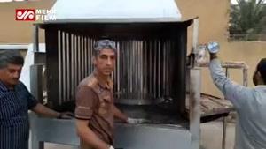 موکب علی بن موسی الرضا گلستان آماده میزبانی از زائران حسینی