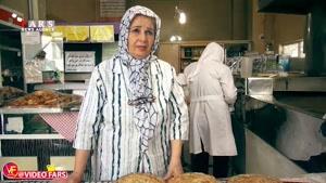 در این نانوایی همه نانواها زن هستند