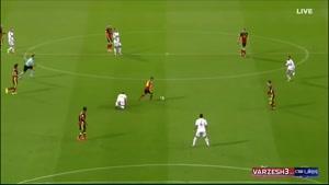 بازی بلژیک 4 - قبرس 0