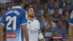 رئال مادرید ۲ - اسپانیول ۰