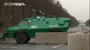 تدابیر شدید امنیتی در سراسر اروپا همزمان با برپایی جشن سال نو