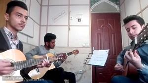 همنوازی قطعه فارائون آموزشگاه موسیقی رودکی اصفهان