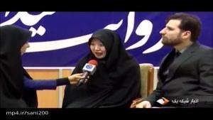 فارسی صحبت کردن بسیار عالی یک ژاپنی که شیعه شده!