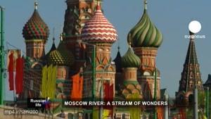 جذابیت های مسکو در مسیر رودخانه ای به همین نام