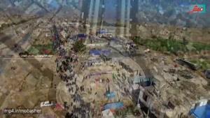 نماهنگ «جامانده» ویژه پیاده روی اربعین حسینی