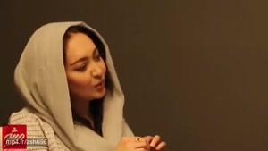 سیروان خسروی تیتراژ فیلم سینمایی آذر با بازی و تهیه کنندگی نیکی کریمی را میخواند