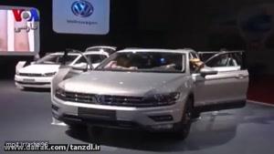 تصاویری از ماشین عجیب و جدید در نمایشگاه خودروی شانگهای