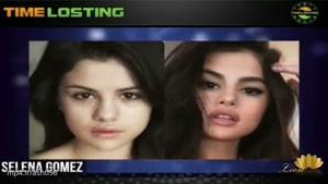 مقایسه چهره معروفترین خواننده های زن دنیا با آرایش و بدون آرایش!