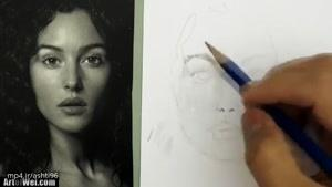 آموزش طراحی چهره