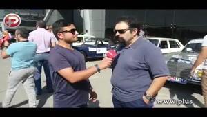 جاده تهران - کلاردشت؛ میزبان لوکس ترین و گرانقیمت ترین خودروهای کلاسیک ایران شد