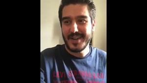 دابسمش جدید صمد از سهیل مرد دابسمش اینستاگرام