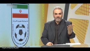بغض جواد خیابانی برای زلزله زدگان کرمانشاه