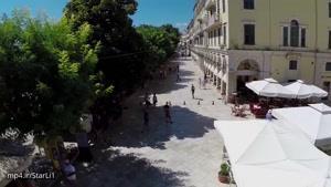 فیلم برداری هوایی از کشور زیبای یونان