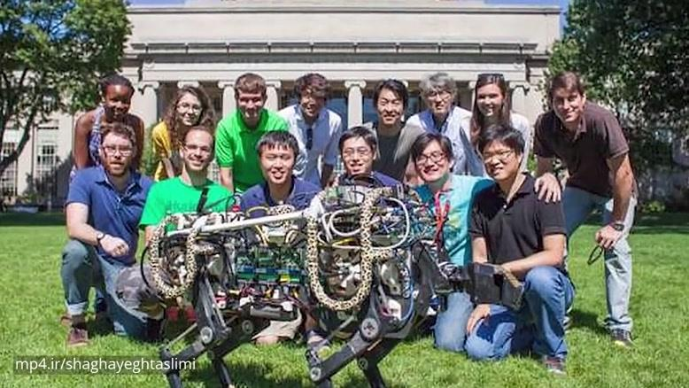 ۵Fastest Robots In The World