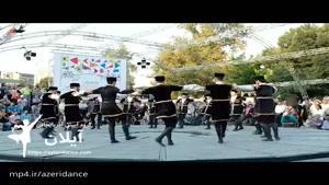 رقص انرژیتیک آذری یعنی این - تئاتر شهر تهران