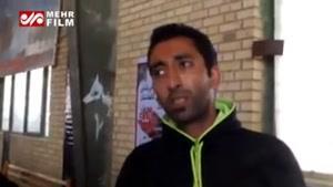 بازگشت زائران بدون ویزا از مرز مهران