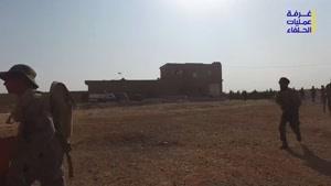 عملیات ضد تروریستی ارتش سوریه و همپیمانانش در اطراف «البوکمال»