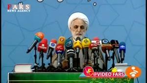 مهر تایید سخنگوی قوه قضاییه به فیلم افشاگرانه فارس/ دری اصفهانی به صورت مخفیانه جلسات هستهای را ضبط میکرد