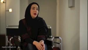 صحبتهای هانیه توسلی راجع به فیلم پایان نامه و زندگی خصوصی