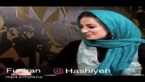 خانوم بازیگر از وحید خزایی خوشش اومده!/خیلی بامزه است