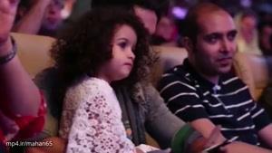تصاویر زیبای دختر محسن یگانه در کنسرت پدرش + صدای گیتار نوازی بی نظیر محسن یگانه