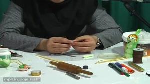 درس ۱۰ : ساخت عروسک پاکشی - بدنه قسمت ۲