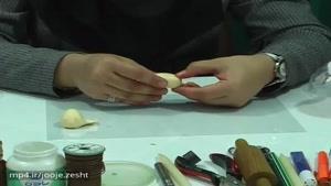 درس ۱۳ : ساخت عروسک پینوکیو - صورت