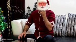 شوخی کریسمسی حسن ریوندی و تبریک فرا رسیدن سال نو میلادی ۲۰۱۵