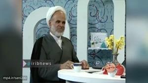 لحظه وقوع زلزله کرمان در آنتن زنده شبکه استانی کرمان