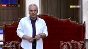 تیکه سنگین مهران مدیری به ازدواج نرگس محمدی و مجرد ماندن بقیه بازیگران