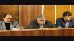 اظهارات رییس شورای اسلامی شهر بوکان در مراسم معارفه شهردار جدید