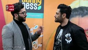 محمدرضا گلزار: خواهش می کنم به کریس رونالدو فحاشی نکنید