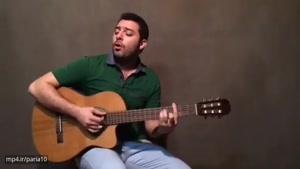 آموزش گیتار جلسه سیزده و چهاردهم