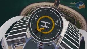 دیدنی های دبی برج العرب