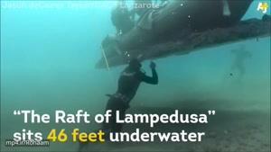 اولین موزه زیر آب اروپا در لانزروته یکی از هفت جزیره قناری