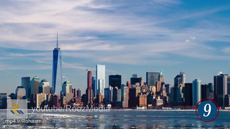 ده شهری که شما شاهد ناپدید شدن آنها خواهید بود