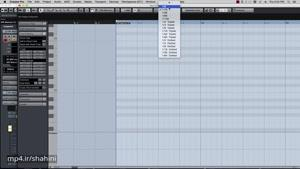 hum a melody and converted to midi. Cubase ۸ آموزش