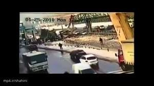 حوادث های ترسناک ماشین های سنگین