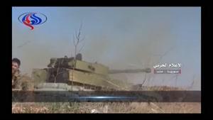 فیلم/ارتش سوریه راه را بر نیروهای «سپر فرات» بست