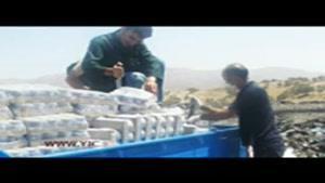 ماهیگیری سودجویان با تنهای ماهی فاسد