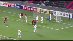 الریان قطر ۲-۱ الوحده امارات