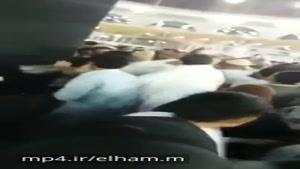نیروهای سعودی فردی را که قصد آتشزدن کعبه را داشت بازداشت کرده اند 🔹