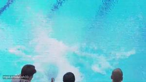 لحظه های خنده دار و شرم آور از غواصان فیلیپینی